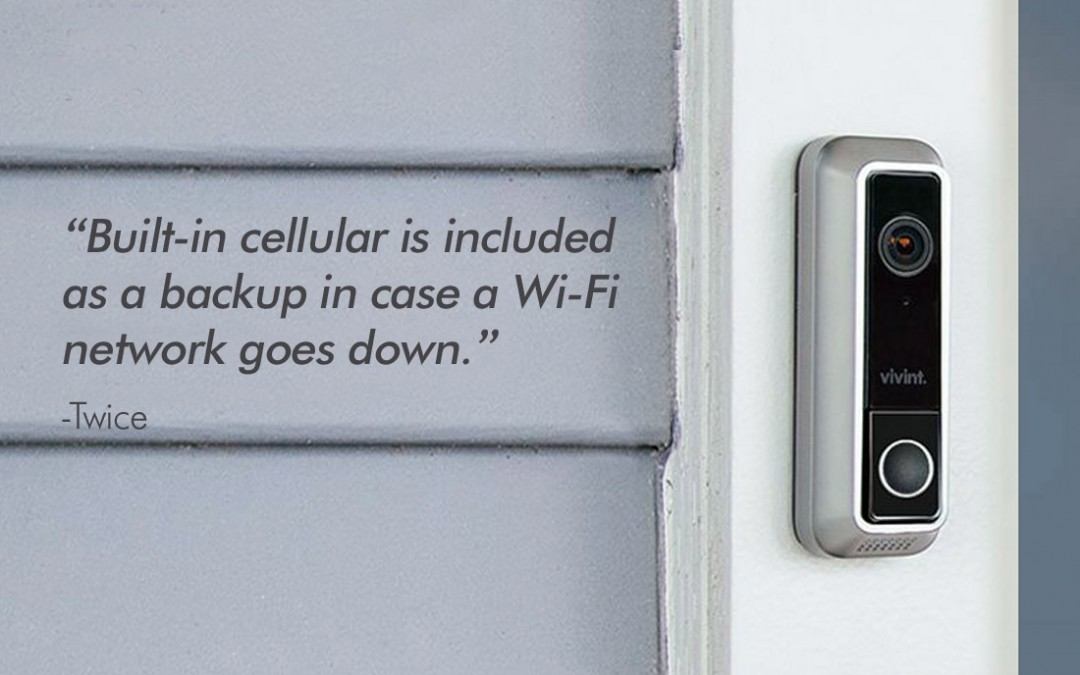 Vivint Knocks On Wi-Fi Doorbell Market